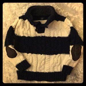 babyGap 3T Fisherman sweater
